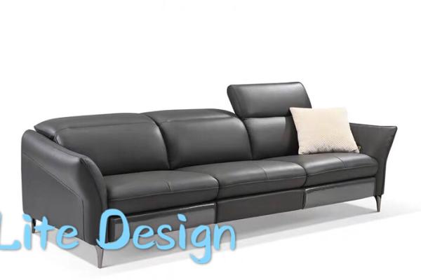 FL-01 豪华真皮电动沙发-2