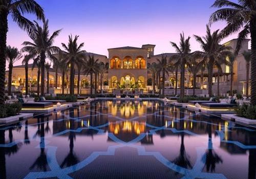 迪拜唯一棕榈酒店