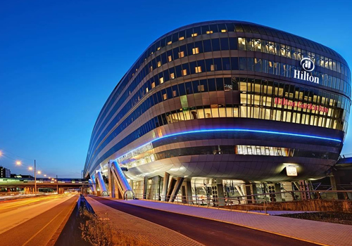 法兰克福机场希尔顿酒店