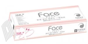 CS013潔柔清香(粉紅)超級版衛生卷紙