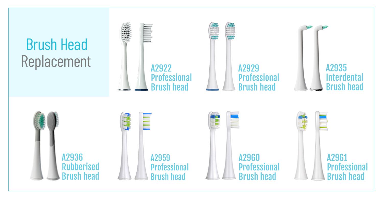 Brushhead 2411