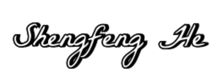 Shengfeng He's Homepage