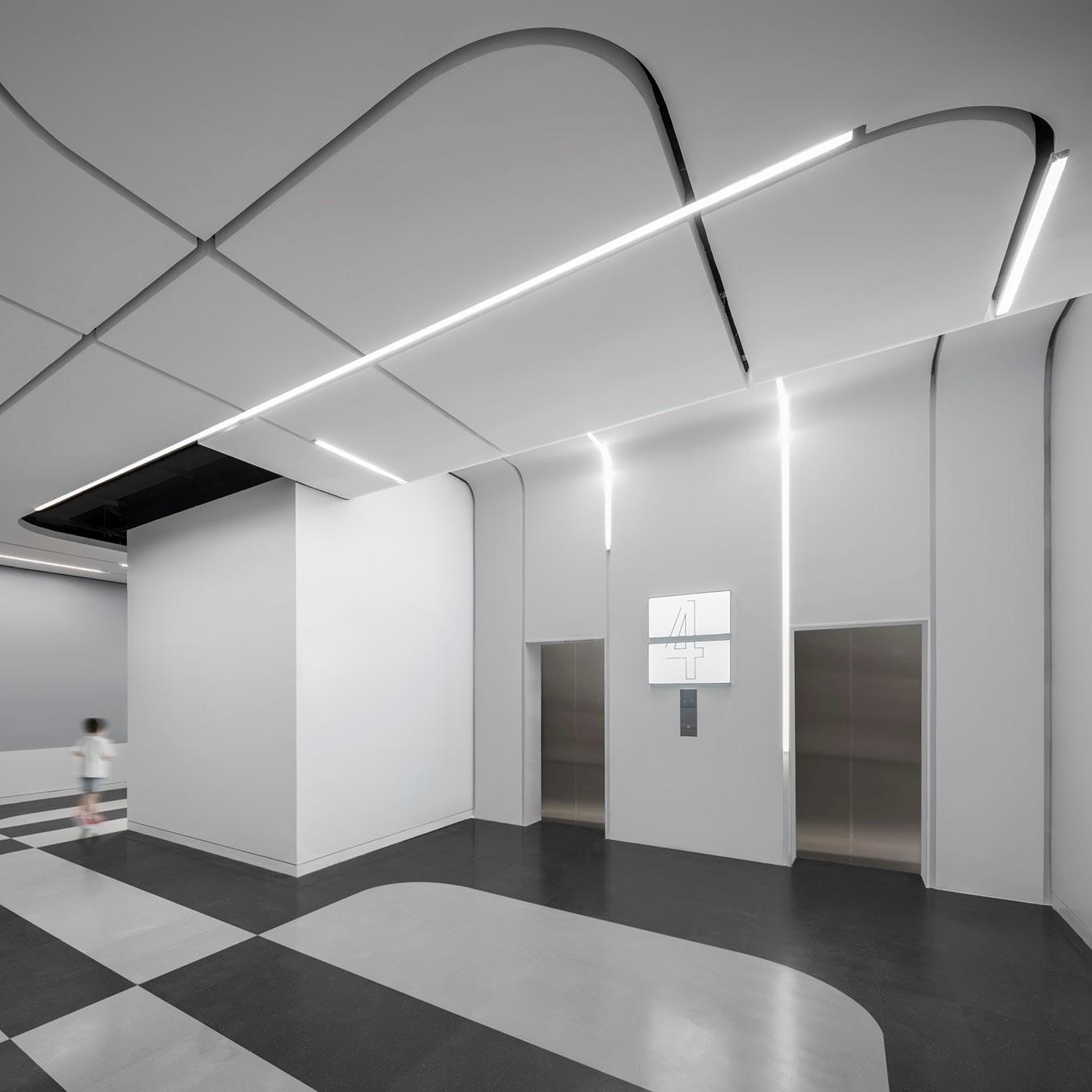 atelier one and many-壹和万象-博物馆-室内设计2