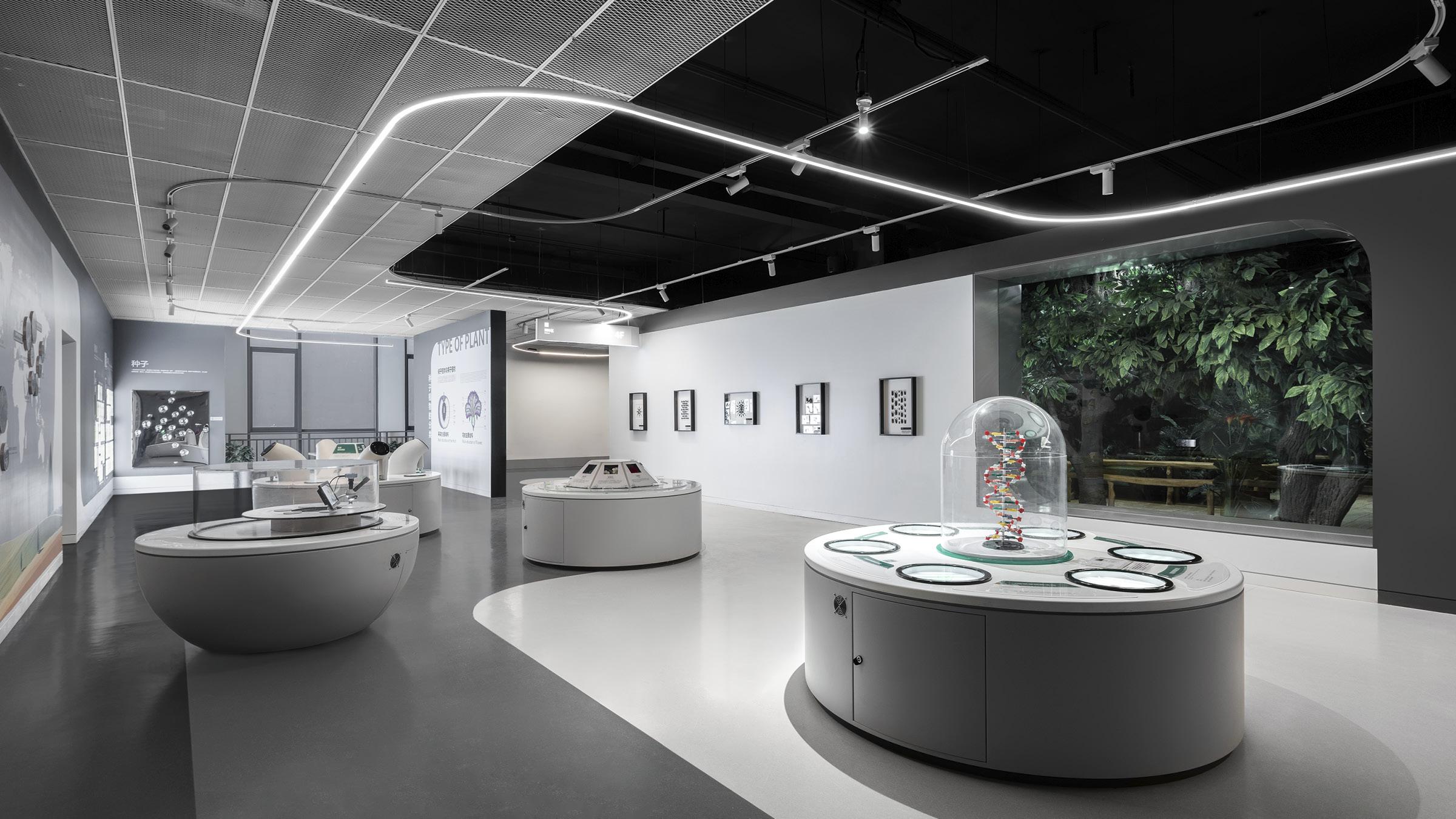 atelier one and many-壹和万象-博物馆-室内设计11