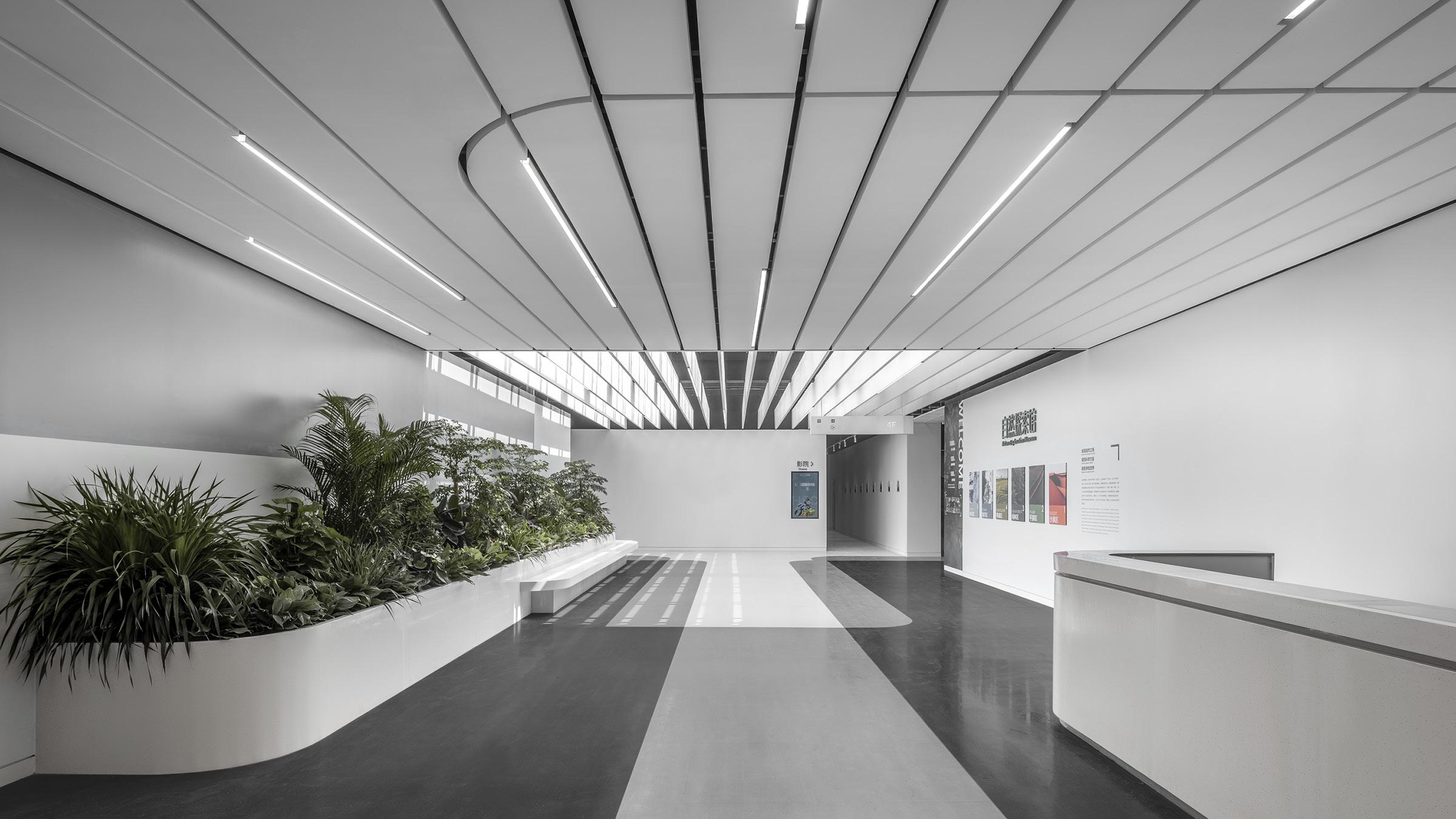 atelier one and many-壹和万象-博物馆-室内设计12