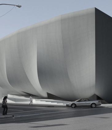 Winnipeg美术馆扩建
