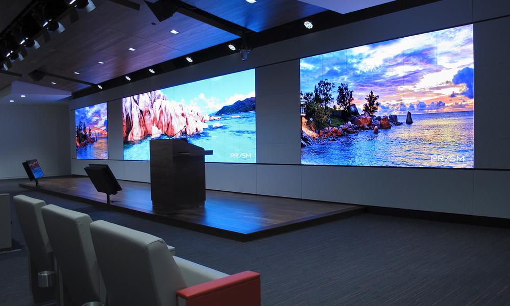 LED & Wall Displays