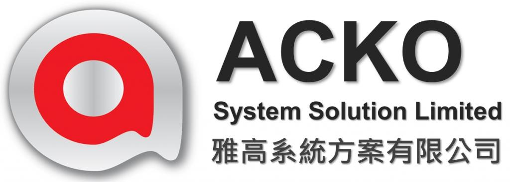 ACKO Logo (Full Ver.) 3
