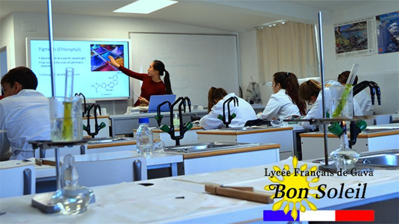 巴塞罗那好太阳法国学校