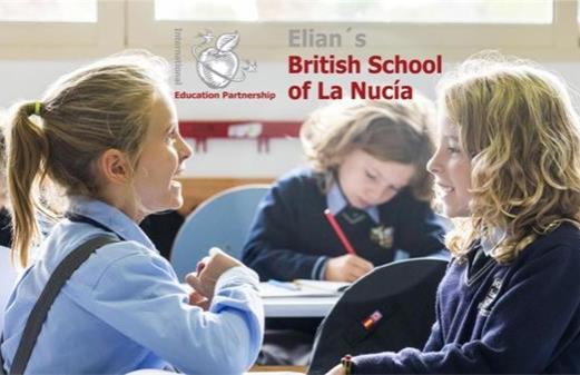 Elian's British School La Nucía