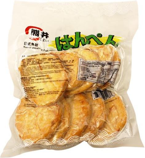 熊井日式雜魚餅