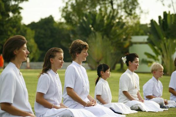 冥想课程与活动
